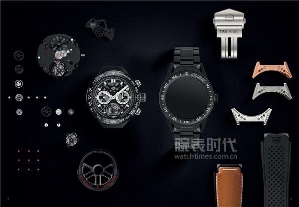 TAG Heuer Connected Modular 45智能腕表_圖3