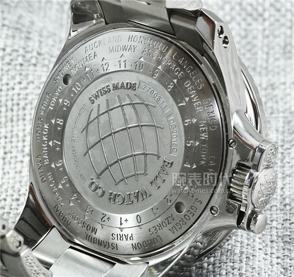 波爾表也出雙色圈GMT?絕不是抄襲!