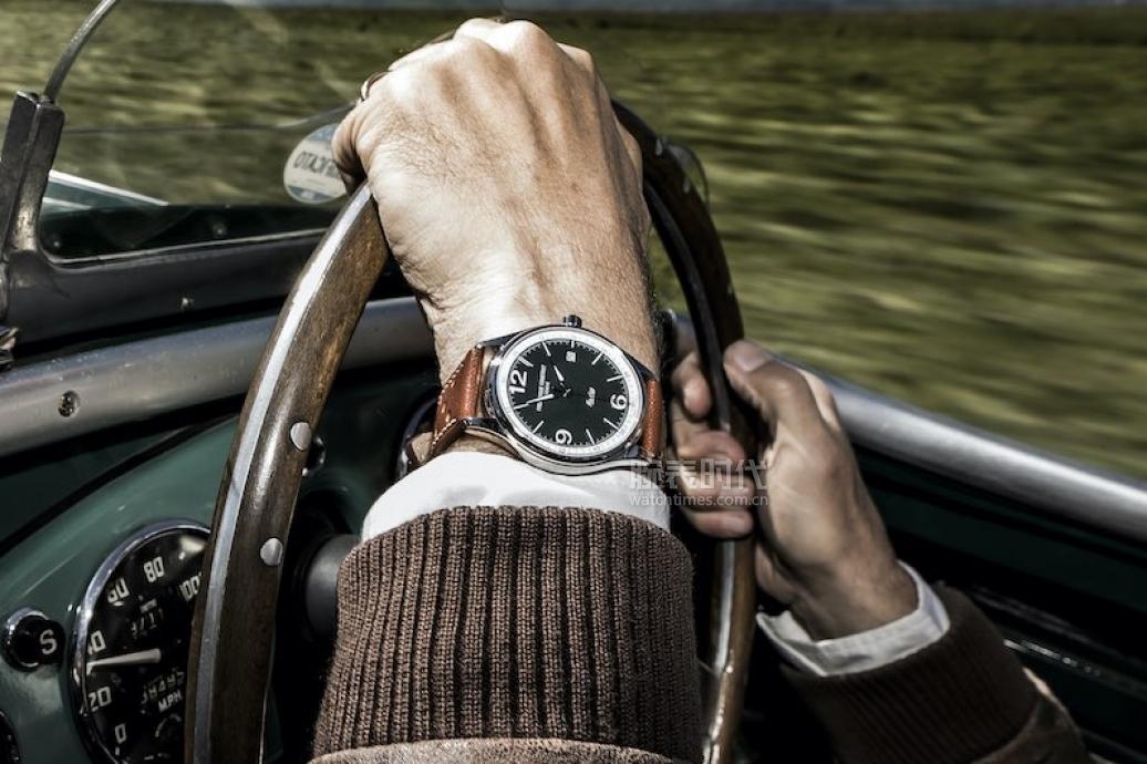一万出头的复古赛车表,康斯登Vintage Rally Healey腕表