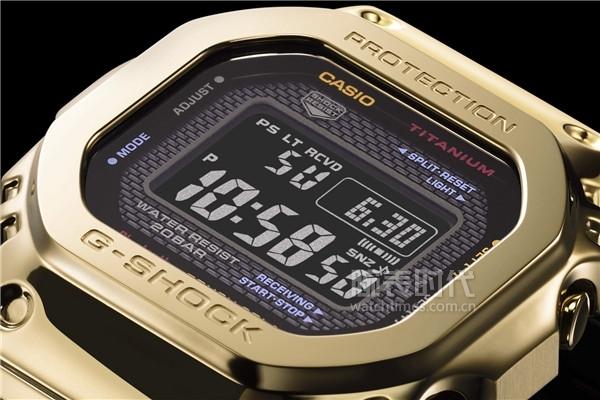 活久见!你见过这样的G-Shock小方块吗?