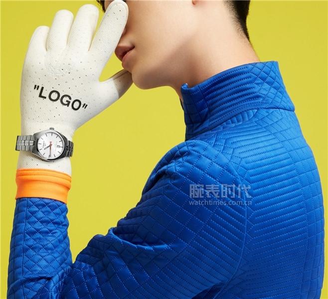 图5:天梭PR100系列亚运会特别款腕表
