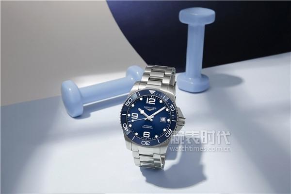 浪琴表康卡斯潛水系列情景圖_L3.781.4.96.6