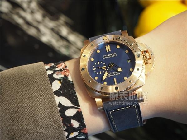 男女通吃的青銅腕表,它可能是TOP1