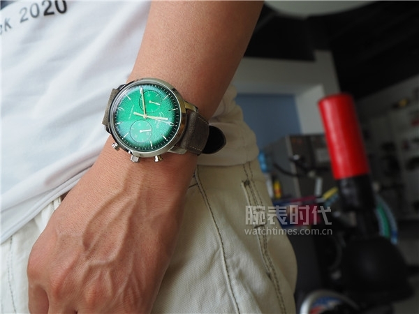 搶先評測:格拉蘇蒂原創六零年代計時腕表2021年度限量版