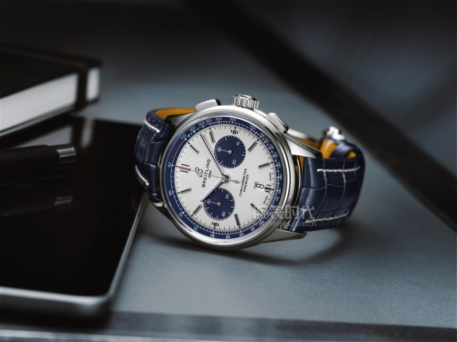 Breitling-Premier-B01-Chronograph-42-Special-Edition-for-Watches-of-Switzerland-Group-scaled