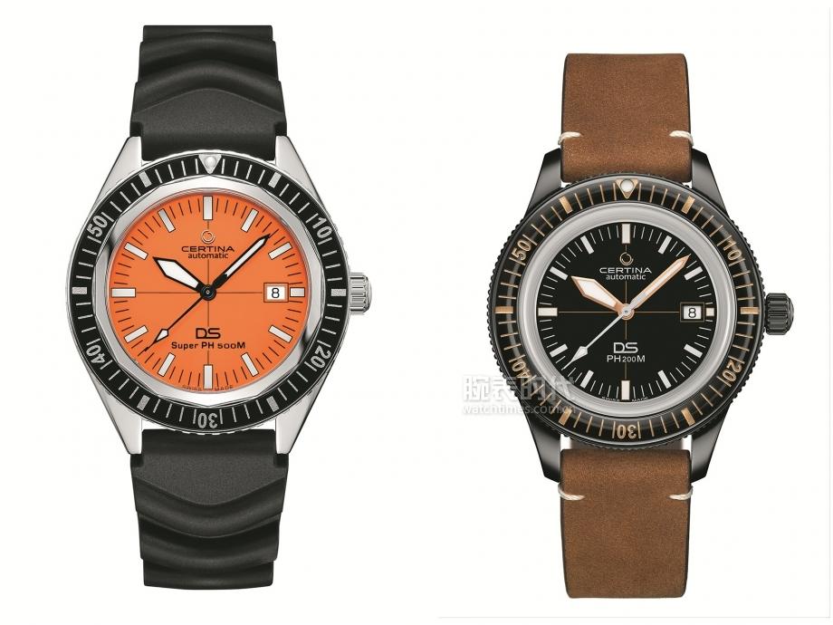 二选一,我一定买雪铁纳PH500M腕表!