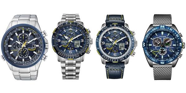 颜控一夏!8款不可错过的高颜值西铁城腕表