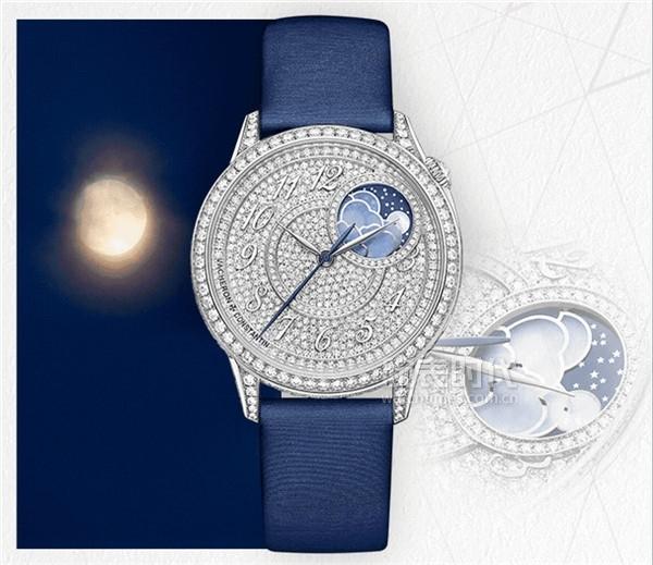 __gérie伊灵女神系列月相腕表