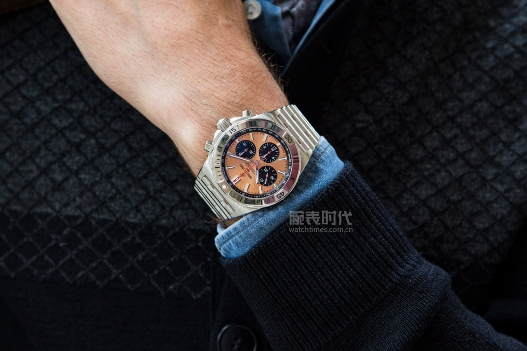 今年新出的百年灵机械计时B01计时腕表42,会成为品牌畅销款吗?