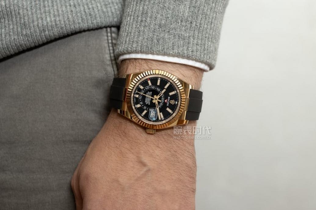 10万以上,2020年我们最喜欢的五款腕表