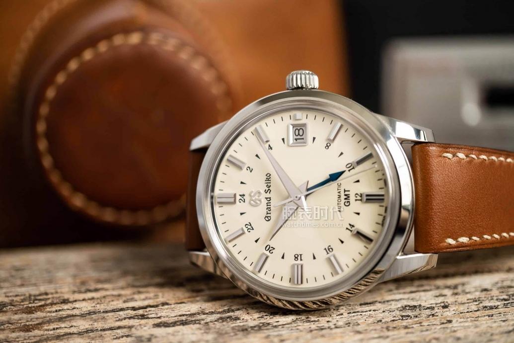 Grand Seiko 全新Toge GMT特别版绿盘腕表,咋样?