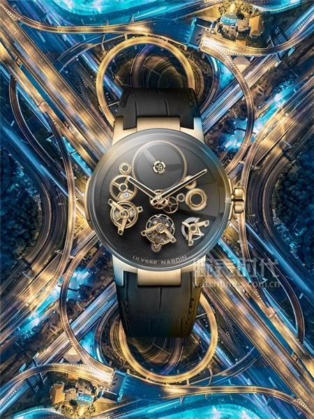 雅典表《经理人自由之轮陀飞轮腕表》正式面世