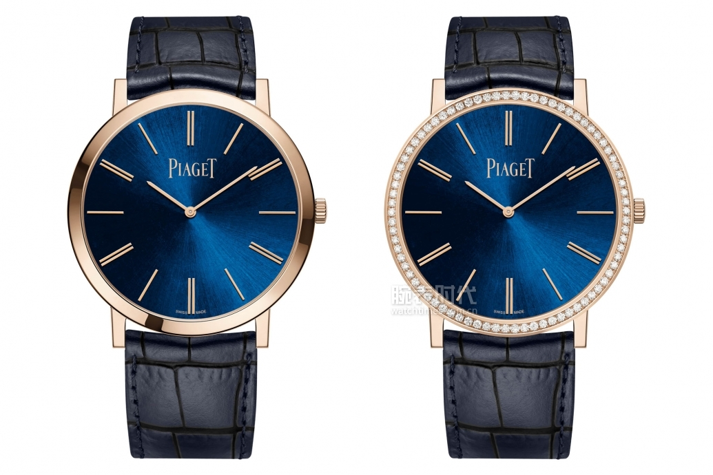 Piaget-Altiplano-38mm-Hand-Wound-Blue-Dial-Pink-Gold-2020-new-G0A45050-G0A45051