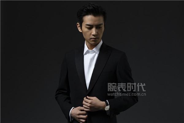知名演员陈晓正式担任GP芝柏表中国区品牌代言人