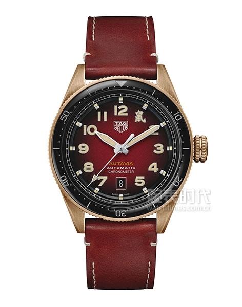 泰格豪雅Autavia系列鼠年特别版腕表