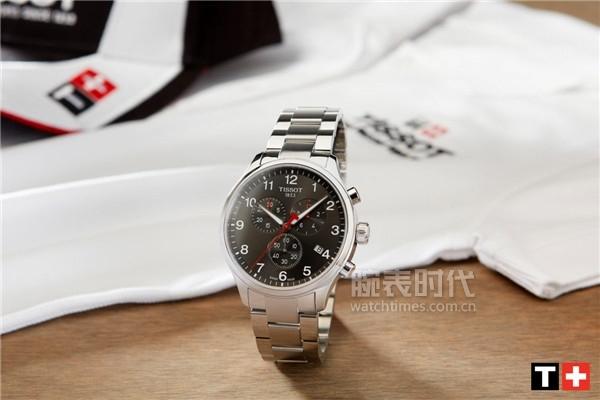 图10:天梭速驰系列亚运会特别款腕表