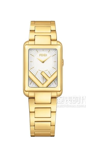 Fendi Timepieces_Run Away Rectangle_01