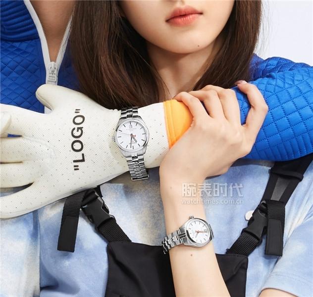 图4:天梭PR100系列亚运会特别款腕表