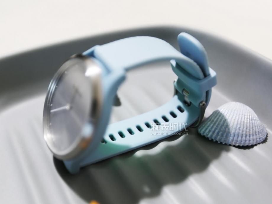 評測|戴過熱巴同款時尚智能腕表 Garmin vivomove HRVivomove HR 之后,我有話說