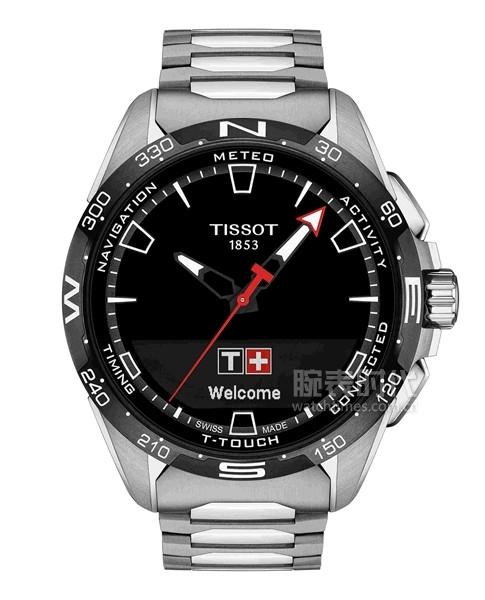 图8:TISSOT天梭全新腾智·无界系列腕表_T121.420.44.051.00