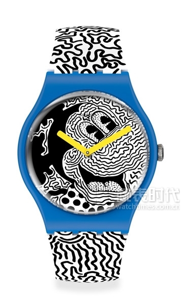 DISNEY MICKEY MOUSE x KEITH HARING COLLECTION by SWATCH 潮酷米奇 大图