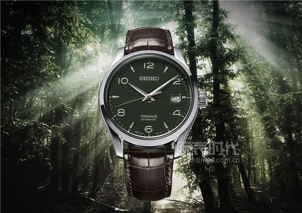 Seiko-Presage-Green-Enamel-Dial-Limited-Edition-SPB111J1