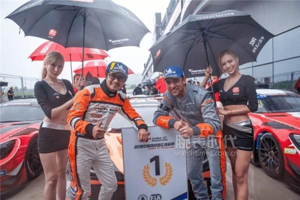 KERBEDANZ凯彼丹斯赞助China GT锦标赛秦皇岛站, 韩寒出场,赛事完美收官