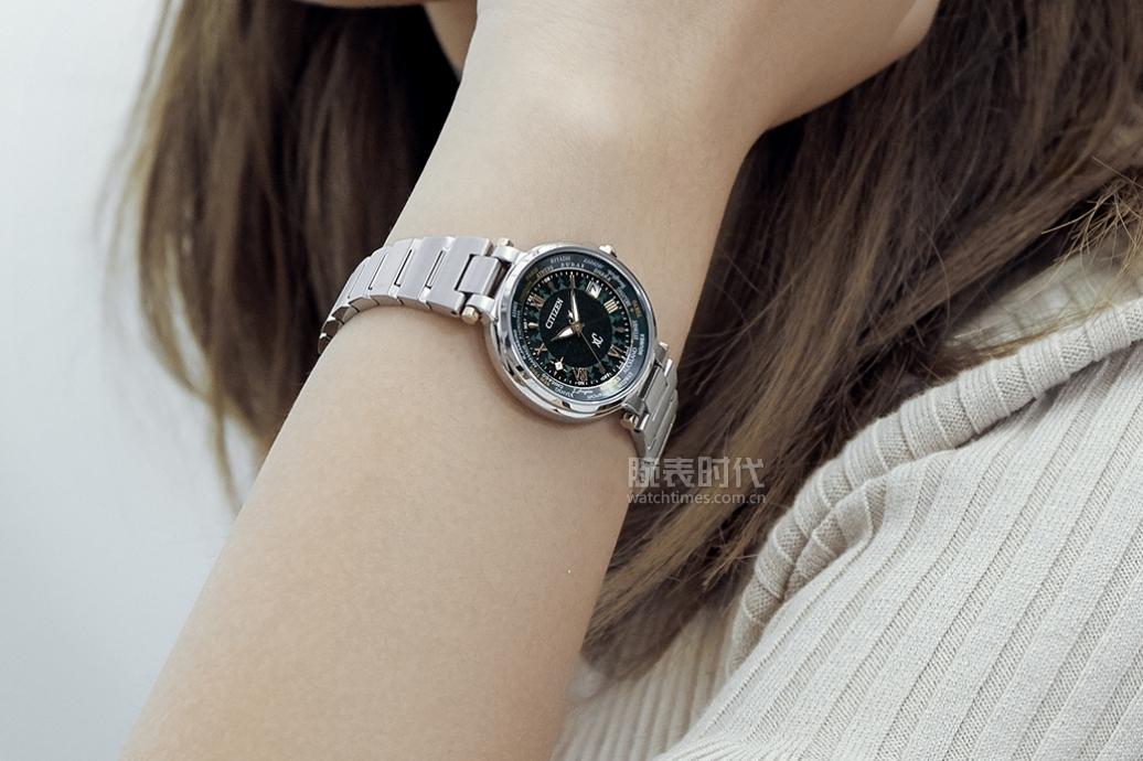 圣诞礼物清单:五款好看又买得起的西铁城腕表