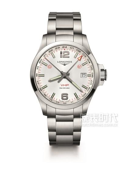 浪琴表康卡斯系列V.H.P.GMT光感设置腕表全球发布会现场-L3.728.4.76.6