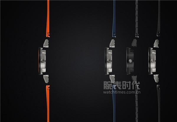 TAG Heuer Connected Modular 45智能腕表_圖4