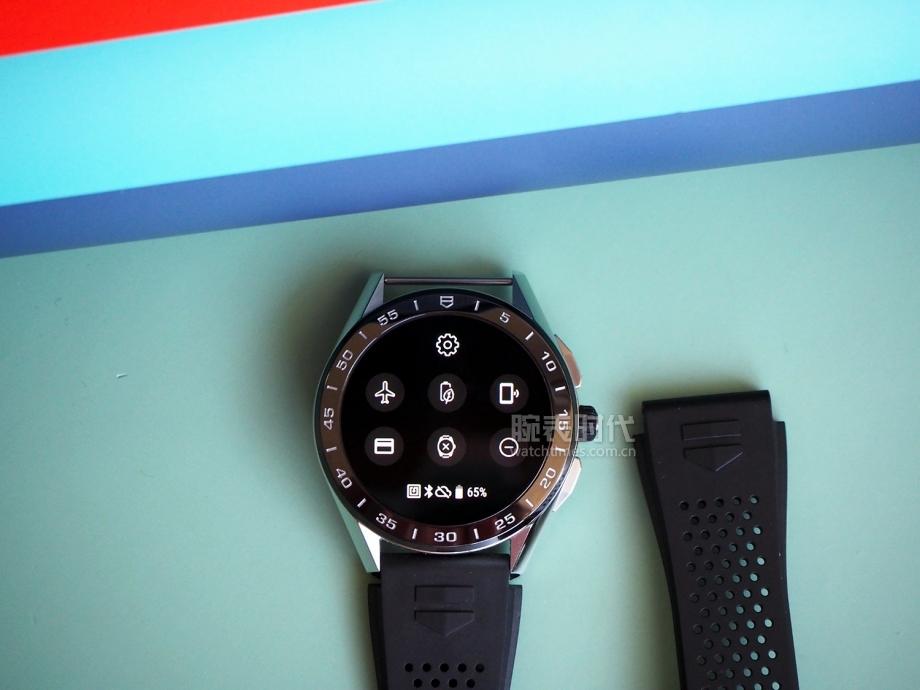 上手评测:泰格豪雅第三代Connected智能腕表