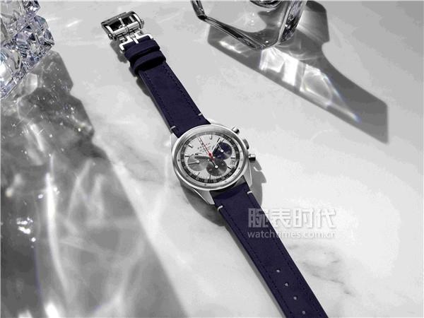 ZENITH真力時推出CHRONOMASTER Original腕表重新演繹經典EL PRIMERO表款