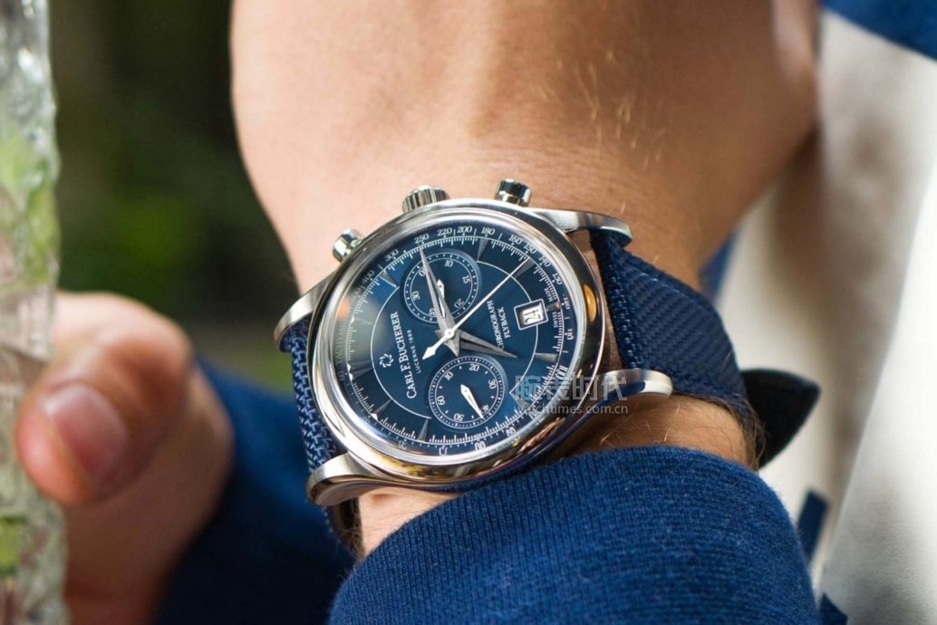 """5萬以內的六款""""雙高""""2020藍色腕表盤點"""