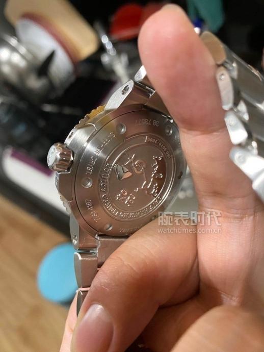 【秀表堂】速度!表友入手新款豪利时汉江限量版腕表