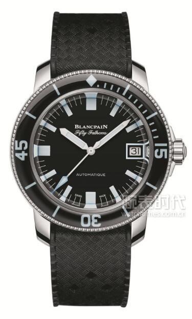 宝珀Blancpain倾情呈现 五十噚Barakuda Only Watch 孤品腕表
