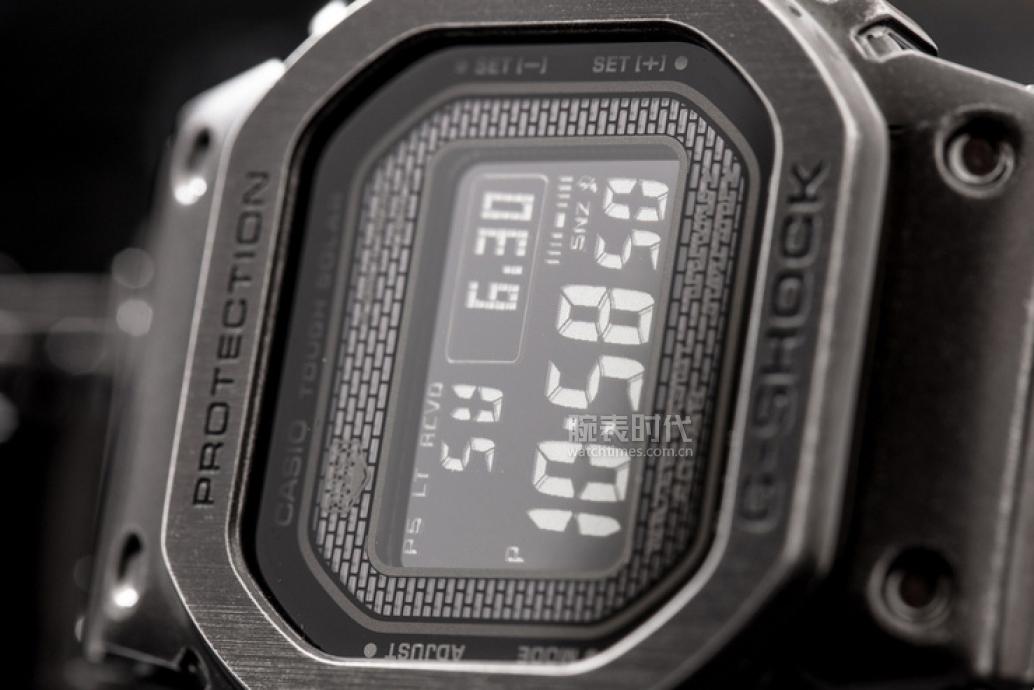 金色小方块弱爆了,这才是男人该戴的G-Shock