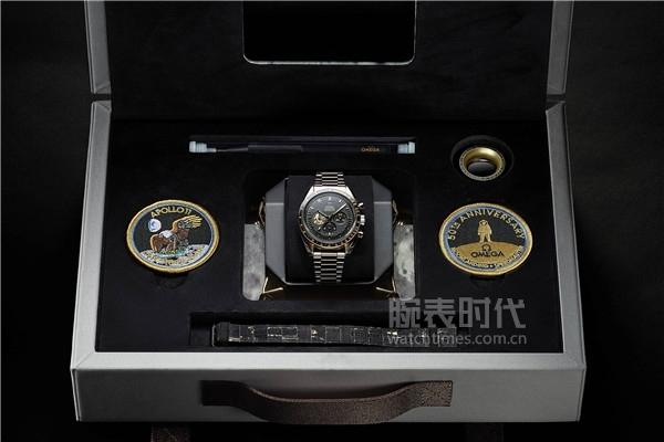"""7万出头,钢款的欧米茄超霸系列""""阿波罗11号""""50周年限量版值得买吗?"""