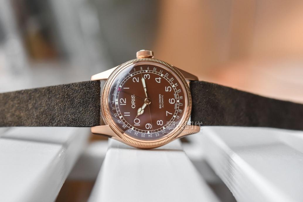2020十大青铜腕表