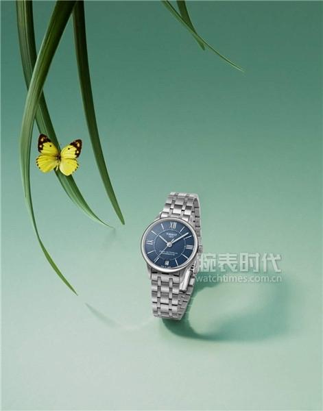 圖2:天梭杜魯爾系列腕表