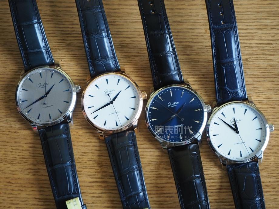 四选一?格拉苏蒂原创中国限量版议员卓越系列腕表
