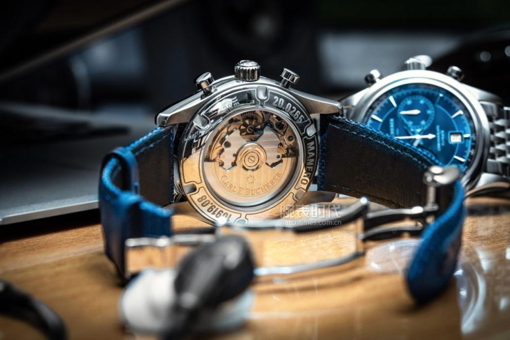 今年最好看的宝齐莱腕表,就它了