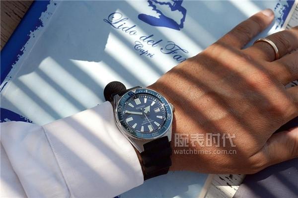 买得起的蓝鬼,精工元祖潜水复刻SPB053