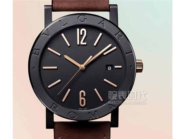 3_宝格丽BVLGARI BVLGARI Roma腕表(仅在中国大陆宝格丽官方线上渠道发售 www.bulgari.cn)