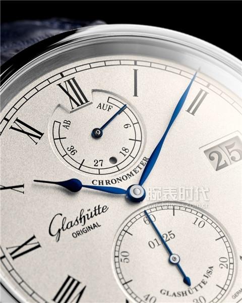 Glashuette Original_1-58-03-01-04-30_Senator_Chronometer_White Gold_Detail_1_RGB
