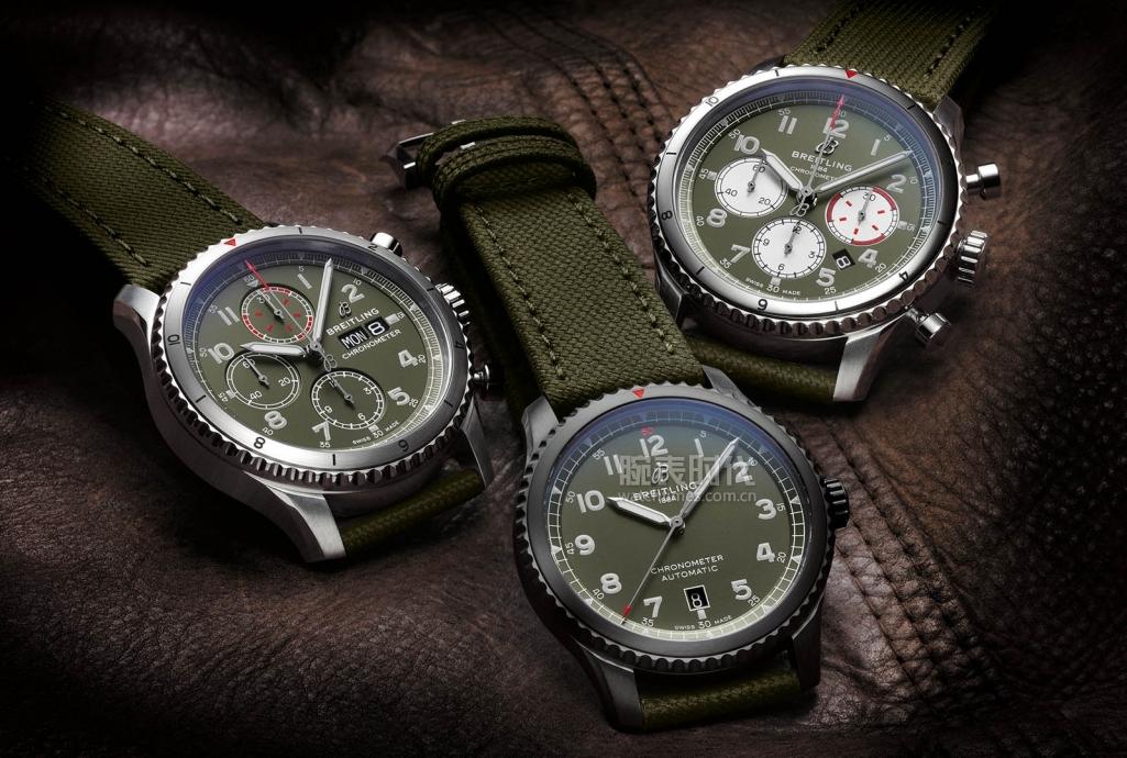 Breitling-Aviator-8-Curtiss-Warhawk-Editions