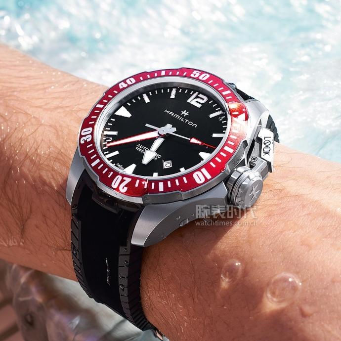 這個夏天,你戴什么潛水表?