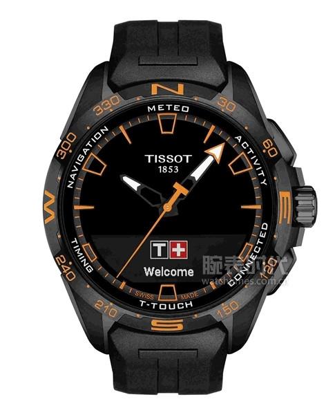 图18:TISSOT天梭腾智·无界系列腕表_T121.420.47.051.04