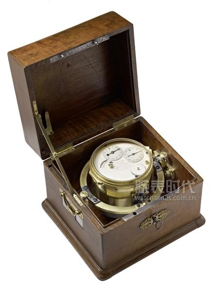 Horloge de marine 6 - 1777 - Berthoud - 1