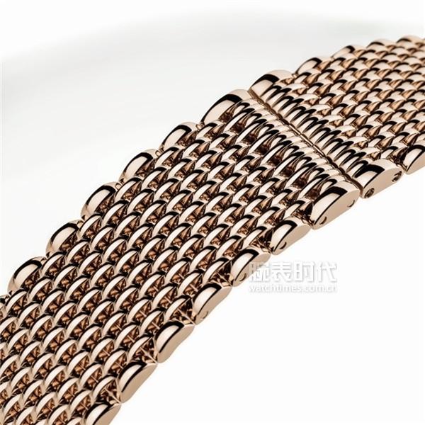 08_精細打磨的寶珀Mille Mailles表鏈