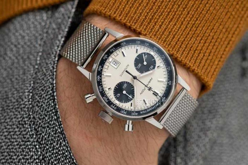 米兰带熊猫盘、高颜值大三针,我不允许还有人不知道汉米尔顿新出了这些腕表